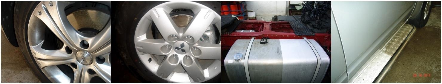 detailing auto Curatat jante auto si elemente din aluminiu oradea