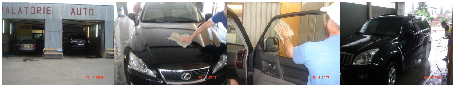 spalatorie detailing auto oradea