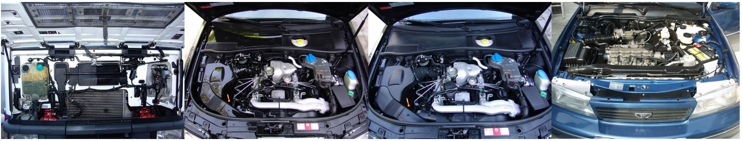 Spalat, curatat motor auto oradea